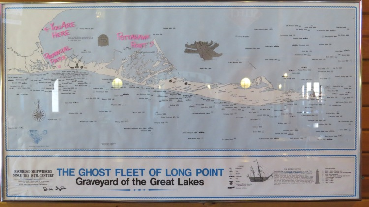 Ghost Fleet of Long Point Poster