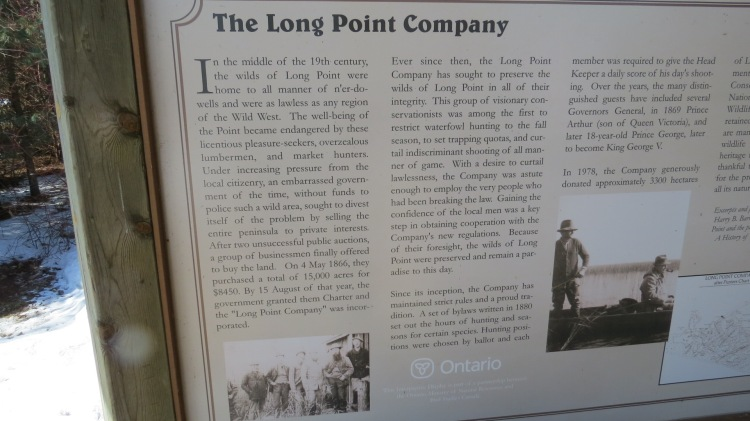 History of the Long Point Company