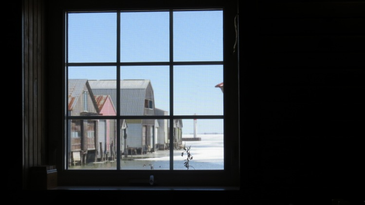 Boathouse Restaurant, Port Rowan Habour, Ontario
