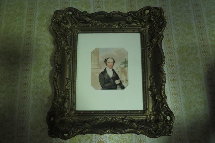 1800's portrait